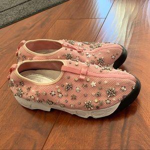 Dior Crystal Sneaker